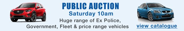 Saturday Public Auction